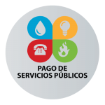 Pago servicios logo