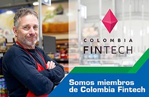 Miembros de Colombia Fintech