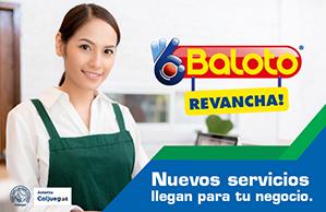 Baloto Revancha